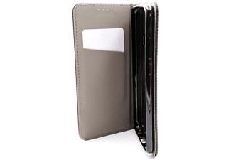 AGM 27637 Magnet, Bookcover, Huawei, P Smart (2019), Schwarz