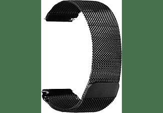 TOPP 40-37-7598, Ersatz-/Wechselarmband, Samsung, Garmin, Schwarz
