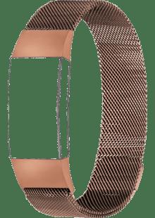 Fitbit Charge 3 V-DESIGN VUB 011 Ersatzarmband Schwarz