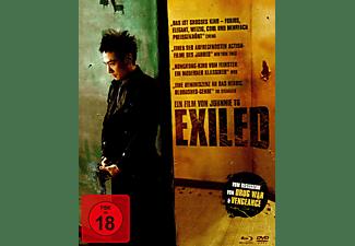 Exiled Blu-ray + DVD