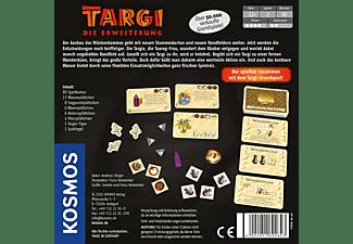 KOSMOS Targi - Die Erweiterung  Gesellschaftsspiel Mehrfarbig