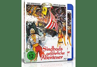 Sindbads gefährliche Abenteuer Blu-ray