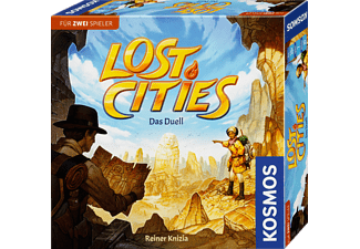KOSMOS Lost Cities Gesellschaftsspiel Mehrfarbig