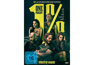 One Percent - Streets of Anarchy DVD