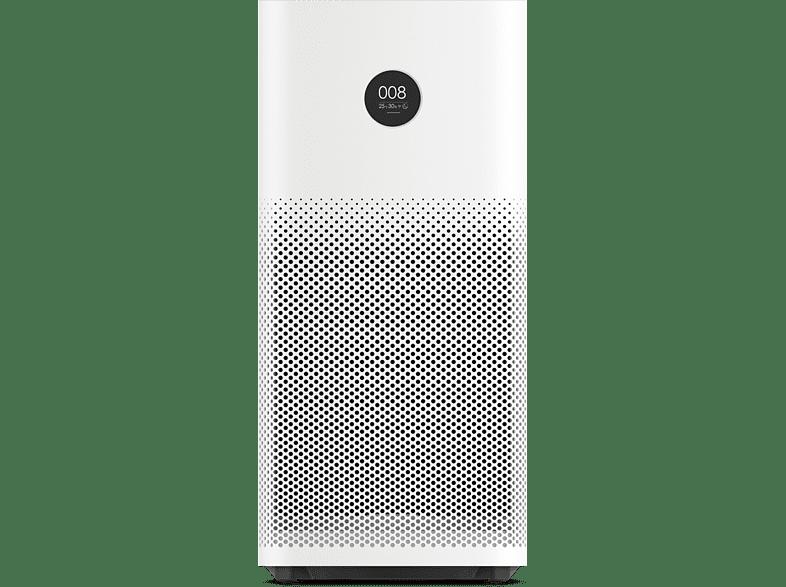 XIAOMI XM200003 MI AIR PURIFIER 2S  Luftreiniger Weiß (29 Watt, Raumgröße: 37 m²)