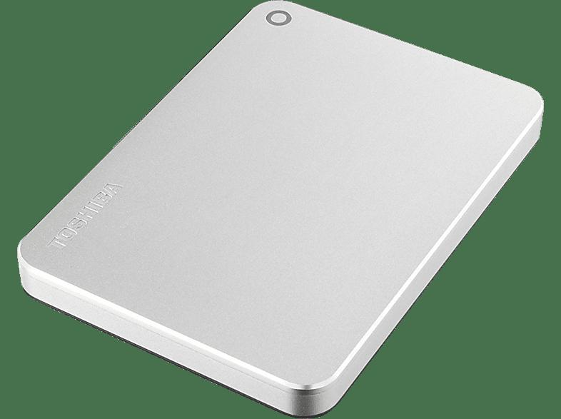 TOSHIBA Canvio Premium, 4 TB HDD, 2.5 Zoll, extern