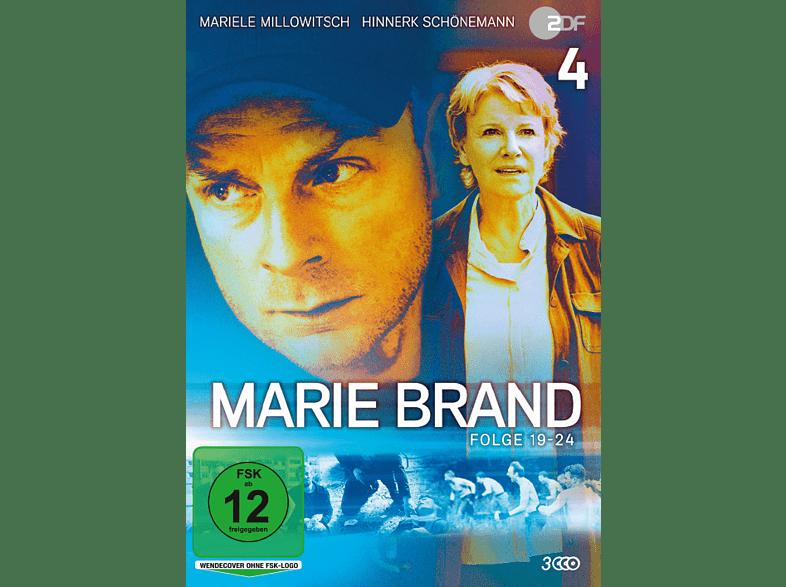 Marie Brand 4 [DVD]
