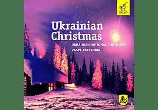 Ukrainischer Nationalchor Lviv, Vasyl Yatsyniak - Ukrainian Christmas  - (CD)