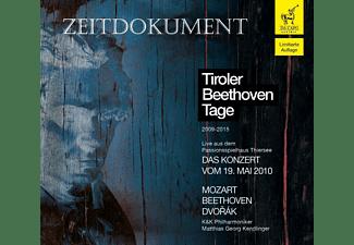 Matthias Kendlinger + K&k Philharmoniker - Zeitdokument-Tiroler Beethoven Tage  - (CD)