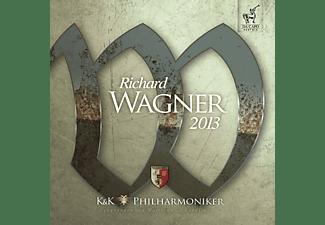 K&k Philharmoniker - Richard Wagner 2013  - (CD)