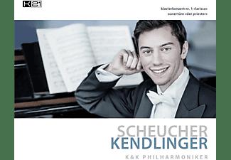 K&k Philharmoniker - Scheucher Kendlinger  - (CD + DVD Video)
