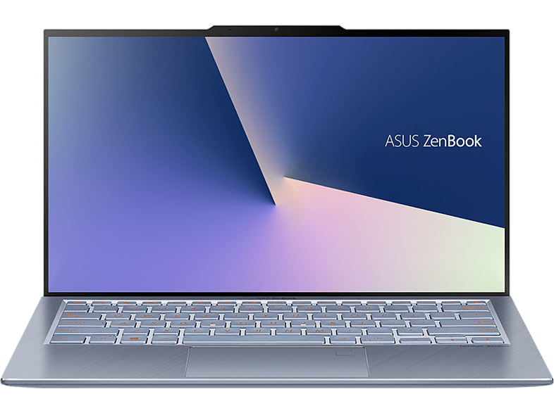 ASUS ZenBook S13 (UX392FN-AB016T) , Notebook mit 13.9 Zoll Display, Core™ i7 Prozessor, 16 GB RAM, 1 TB SSD, GeForce® MX150, Utopia Blue