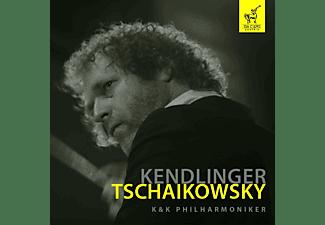Matthias Georg Kendlinger, K&k Philharmoniker - Kendlinger-Tschaikowsky  - (CD)