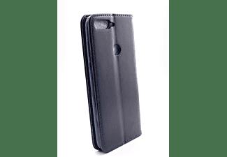 AGM 27915 Magnet, Bookcover, Huawei, Y7 (2018), Marineblau