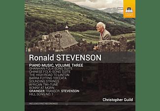 Christopher Guild - Klaviermusik Vol.3  - (CD)