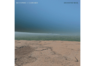 Rich Hopkins, Luminarios - Enchanted Rock (Black Vinyl)  - (Vinyl)