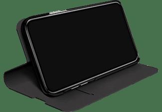 BLACK ROCK Flex Carbon, Bookcover, Samsung, Galaxy S10e, Schwarz