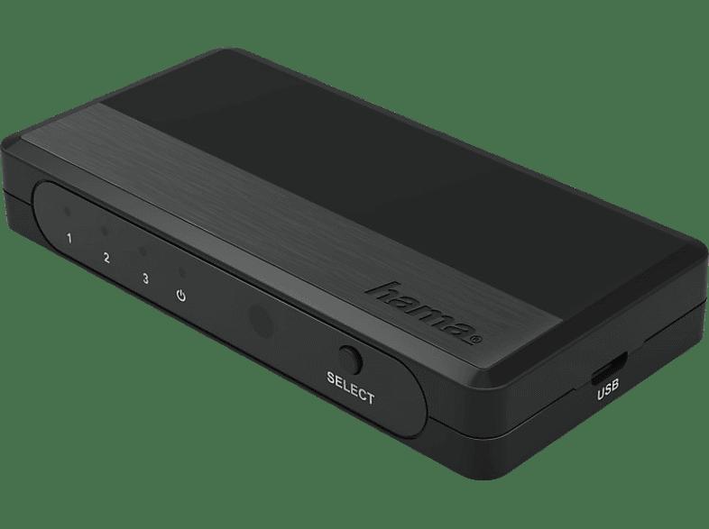 HAMA 3x1  HDMI Splitter