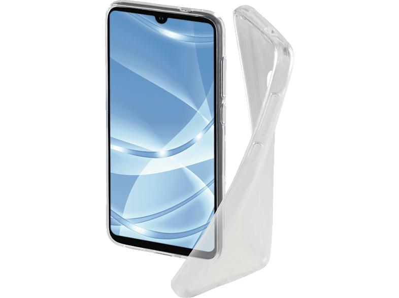 HAMA Crystal Clear , Backcover, Huawei, P30 Pro, Thermoplastisches Polyurethan, Transparent