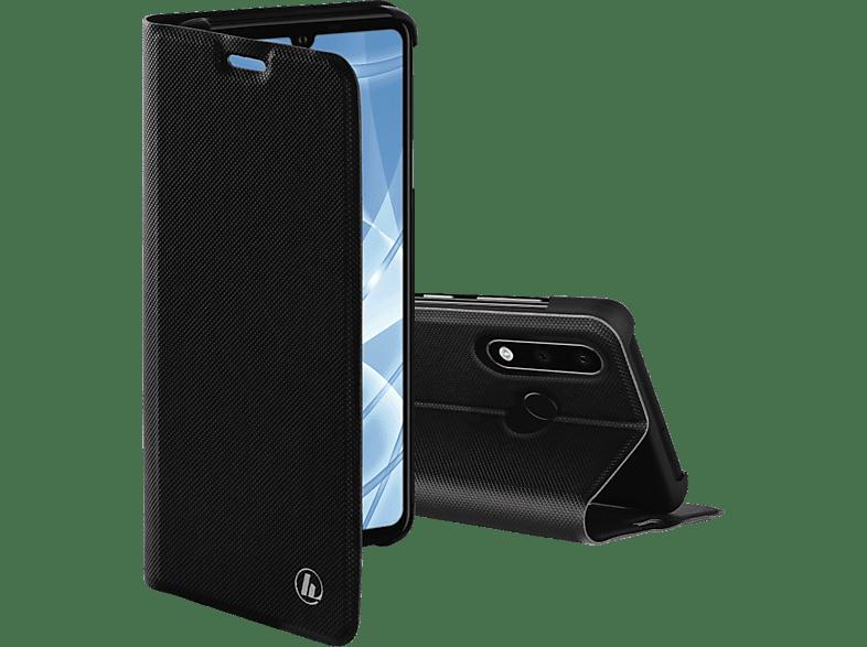 HAMA Slim Pro , Bookcover, Huawei, P30 Lite, Polyurethan, Schwarz