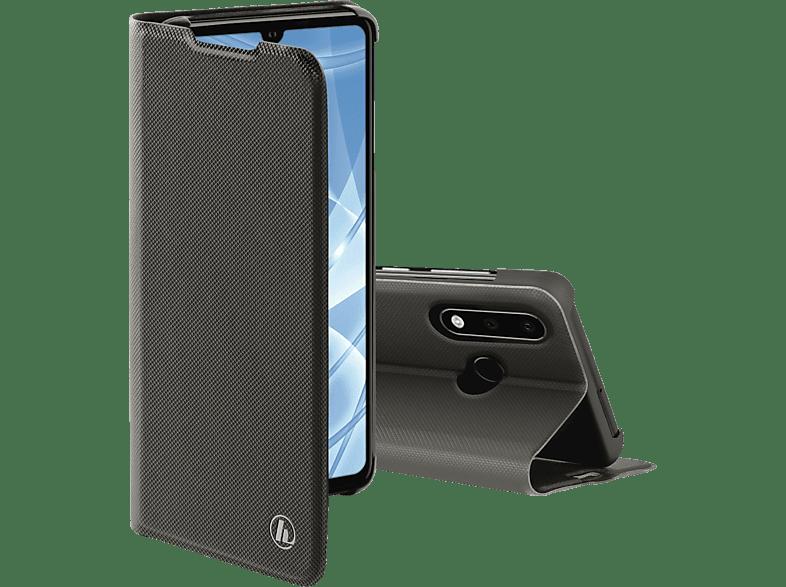 HAMA Slim Pro , Bookcover, Huawei, P30 Lite, Polyurethan, Grau