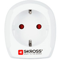 SKROSS Europa - UK Reiseadapter