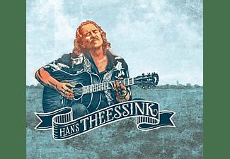 Theessink Hans - 70 Birthday Bash  - (CD)