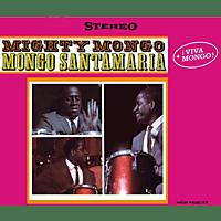 Mongo Santamaría - Mighty Mongo+Viva Mongo!+2 Bonus Tracks [CD]