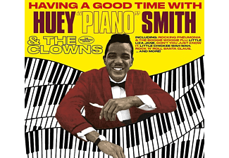 "Huey ""piano"" Smith - Having A Good Time+'Twas The Night Before Christ - (CD)"