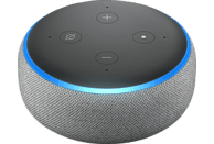 AMAZON Echo Dot 3. Generation Smart Speaker, Grau