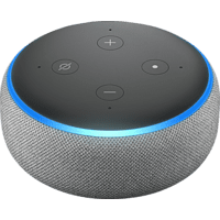 AMAZON Echo Dot 3. Generation, grau