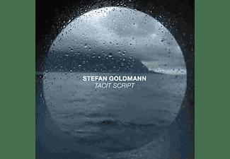 Stefan Goldmann - Tacit Script  - (CD)