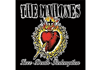 The Mahones - Love+Death+Redemption  - (CD)