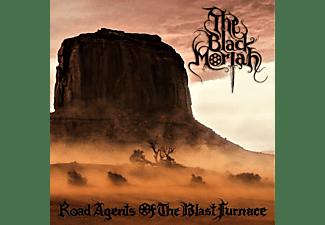 The Black Moriah - Road Agents Of The Blast Furna  - (CD)