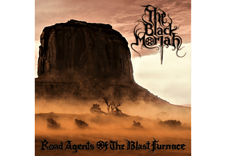 The Black Moriah - Road Agents Of The Blast Furna - (CD)
