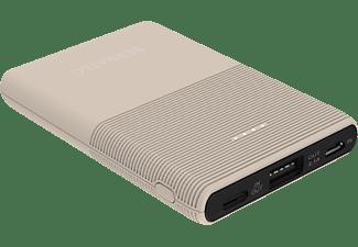 TERRATEC P50 Pocket Powerbank 5.000 mAh (18.5 Wh) Sand Dollar