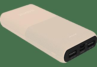 TERRATEC P200 Pocket Powerbank 20.000 mAh (74 Wh) Sand Dollar