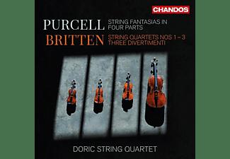 Doric String Quartet - Streicherfantasien/Streichquar  - (CD)