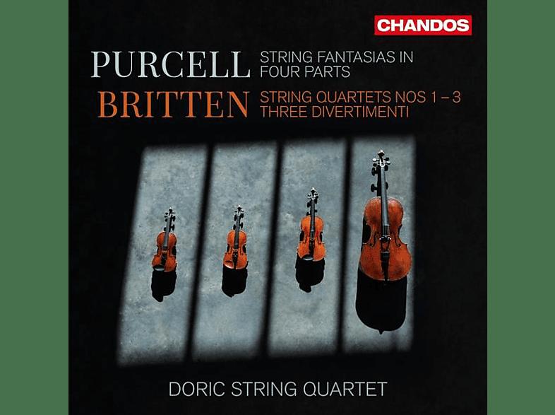 Doric String Quartet - Streicherfantasien/Streichquar [CD]