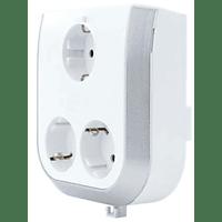 REV MultiPower Steckdosenerweiterung 3-fach, ws Steckdosenerweiterung