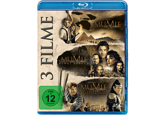 Die Mumie 1-3 (Blu-ray) (3 on 1) - (Blu-ray)