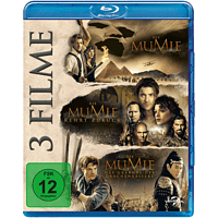 Die Mumie 1-3 (Blu-ray) (3 on 1) [Blu-ray]