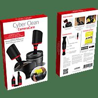 CYBERCLEAN CC-46462 Ersatzreinigungsbürste, Ersatzbürste und Pinsel für Cyberclean Camera Care, Schwarz