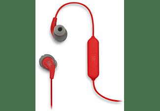 JBL Endurance Run, In-ear Kopfhörer Bluetooth Rot
