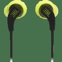 JBL Endurance Run, In-ear Kopfhörer Bluetooth Schwarz/Gelb