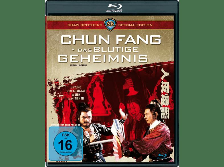 Chun Fang - Das blutige Geheimnis [Blu-ray]