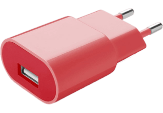 CELLULAR LINE Stylecolor - Chargeur (Rouge)