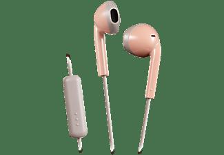 JVC Écouteurs Retro Earbuds Rose