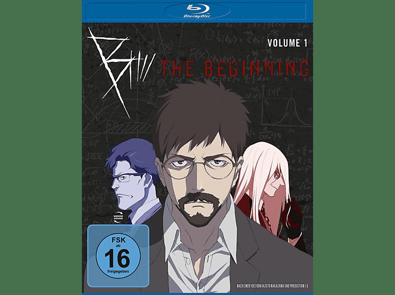 B: The Beginning Vol.1 BD [Blu-ray]