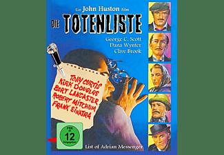 Die Totenliste Blu-ray